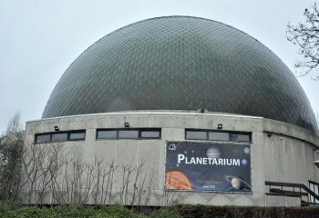 Dôme du Planetarium de Bruxelles