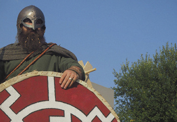 Vikings ! (Photo: Eléonore Blaimont)