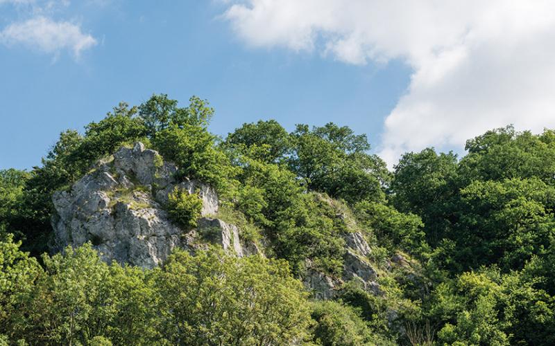 Le Rocher du Vieux-Château